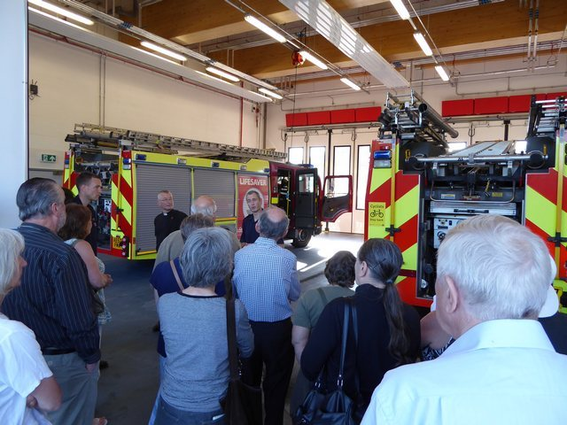 Fire station tour 15